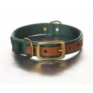 The Cooper Collar - Green